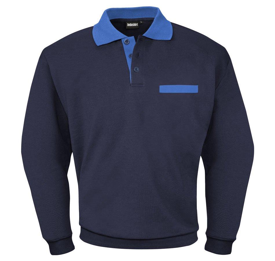 Indushirt sweater - Werkkleding Amsterdam Werkschoenen.nu