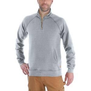 Carhart K503 mock-neck ¼-zip sweatershirt