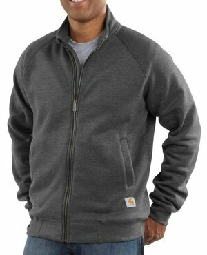 Carhartt K350 mock neck full zipp sweatshirt